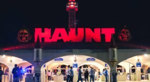 Test Your Bravery At Kings Dominion Halloween Haunt, A Frightful Theme Park Adventure In Virginia