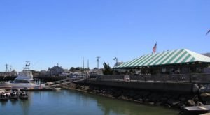 Enjoy Humble Seafood Right On The Water At Lobster Hut In Massachusetts