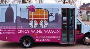 Road Trip To 3 Different Wineries On The Cincinnati Wine Wagon