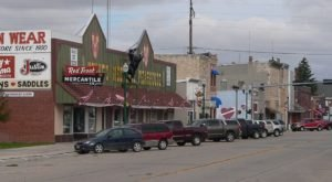 Explore History, Charm, And A Scenic Drive To The Town Of Valentine In Nebraska