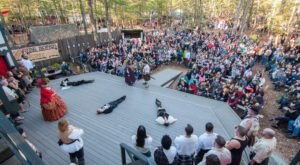 Join Thousands Of Other Massachusett Natives At This Year's Gigantic Renaissance Festival