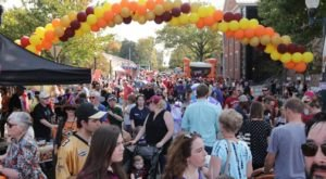 The Largest Fall Festival In The Nashville Area, Franklin's Pumpkinfest, Is An Annual Event You Don't Want To Miss