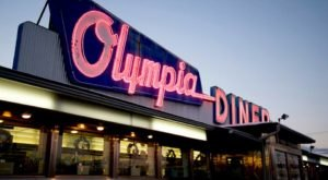 Olympia Diner Has Been Serving Up Delicious Breakfast In Connecticut Since 1954