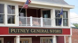 A Trip To Putney General Store In Vermont Is Like Stepping Back In Time