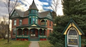 The Lehrkind Mansion Bed & Breakfast In Montana Will Take You Back To The Victorian Era
