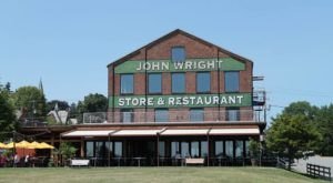 The Sunday Buffet At John Wright Restaurant In Pennsylvania Is A Delicious Road Trip Destination