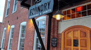Chow Down At The Foundry, An All-You-Can-Eat Farm-To-Table Restaurant In New Hampshire