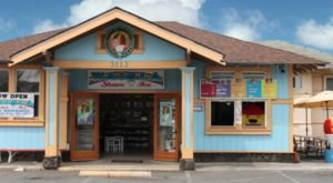 Locals Love The Tasty Flavor Combinations Served At Waiola Shave Ice In Hawaii