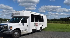 Road Trip To 3 Different Vineyards On The Pennsylvania Wine Shuttle