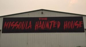 The Haunted House In Montana That Will Terrify You In The Best Way