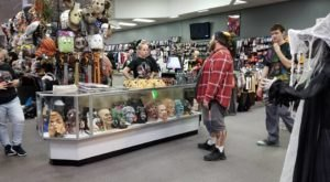 Crypt Keepers Is A Huge Halloween Store Near Detroit That Gets Better Year After Year