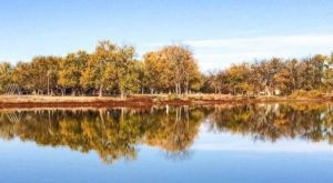 Plan A Weekend Of Outdoor Activities At Kansas' Santa Fe Lake, A Beautiful Fall Getaway