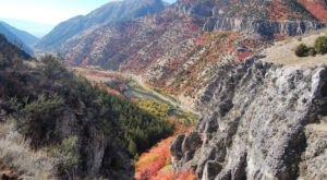 Stokes Nature Center Is The Most Peaceful Place To Experience Fall Foliage In Utah