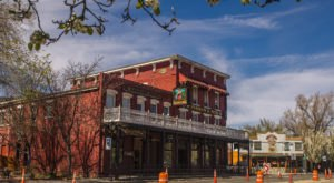 The Oldest Hotel In Nevada, The St. Charles Hotel, Will Transport You To The Comstock Days