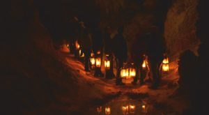 The Candlelight Cave Tour In New Mexico Is A Unique Way to Experience Carlsbad Caverns