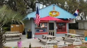 Some Of The Best Hot Dogs And Jersey Italian Sausage Are Found At Chester's Pit Stop In South Carolina
