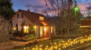 Escape To The French Countryside Without Ever Leaving Virginia When You Visit Basic Necessities Cafe