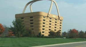 This Fall, You Can Tour The World's Largest Basket At The Former Longaberger Company Headquarters In Ohio