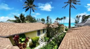 Escape To The Country When You Stay In One Of The Waimanalo Beach Cottages In Hawaii