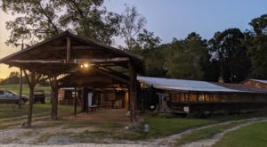 Enjoy BBQ, Bluegrass, And Square Dancing At The Famous Sims Country BBQ In North Carolina