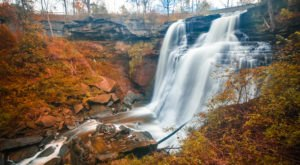 See The Tallest Waterfall In Ohio At Cuyahoga Valley National Park