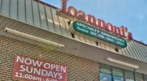 Impress Your Tastebuds When You Feast On The Best Sandwich In Delaware: Ioannoni's Roast Pork Supremo
