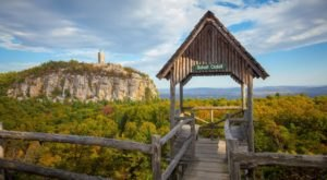 Explore 85 Miles Of Scenic Hiking Trails At Mohonk Mountain Resort In New York
