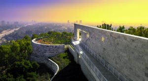 The Secret Cactus Garden In The Sky At Getty Center In Southern California Is A Magnificent Sight To See