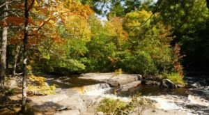 Visit The Grand Canyon Of Michigan To See The Beautiful Changing Leaves This Fall