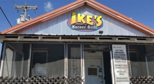 Travel Off The Beaten Path To Try A Burger At Ike's, A Local Favorite In South Carolina