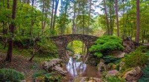 Visit The Garvan Woodland Gardens In Arkansas For Unexpected Fall Fun
