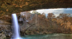 The Hike To This Pretty Little Texas Waterfall Is Short And Sweet