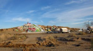 It's Impossible Not To Love Slab City, The Most Eccentric Town In Southern California