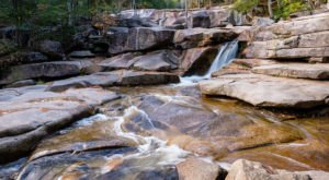 The Beautiful Diana's Baths Trail Is An Easy 1.3-Mile Hike In New Hampshire That's Great For Beginners And Kids