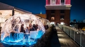 Level Up Your Life In Your Own Private Igloos At Skyline Park Atlanta In Georgia