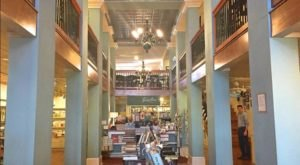 Revered As The Most Beautiful Bookstore In America, Mississippi's Turnrow Book Company Is A Must-See