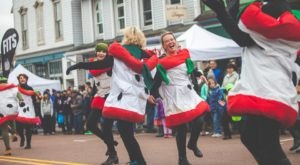 Mark Your Calendar For One Of The Nation's Favorite Fall Harvest Fests, Bayfield's Apple Festival In Wisconsin