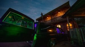 New Orleans' Largest Indoor Haunted House Is Also The Newest And It's Frightening