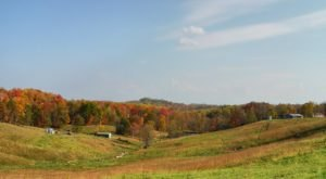 Drive The Appalachian Byway For 105 Miles Of Beautiful Ohio Scenery This Fall