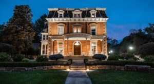 You'll Feel Completely Relaxed After An Overnight Stay In Steele Mansion Near Cleveland
