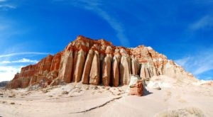 Walk Through 195,819 Acres Of Rock Formations At Nevada's Red Rock Canyon National Conservation Area
