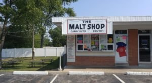 Journey Back In Time When Visiting The Classic Malt Shop, A Missouri Favorite For 46 Years