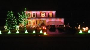 Plan A Visit Now To The Best Neighborhood Christmas Light Display In Pittsburgh At Cranberry Heights