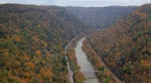 Visit The Grand Canyon Of West Virginia To See The Beautiful Changing Leaves This Fall