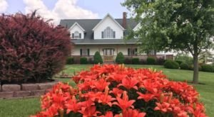 Spend A Night In The Old World At Green Gables Bed & Breakfast, An Amish Hotel In Indiana