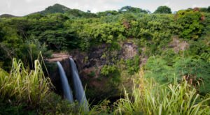 You Can Practically Drive Right Up To The Beautiful Wailua Falls In Hawaii