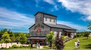 Come Set A Spell And Then Explore The Memorable Jim Beam American Stillhouse In Kentucky