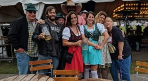 The Second Largest Oktoberfest In The Country Is Here In Nashville, So Grab Your Lederhosen And Stein