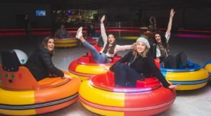 Slip, Slide, And Smash At Bumper Cars On Ice, A Special Event Coming To Cincinnati