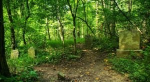 Find An Abandoned Church And Cemetery On A Hidden Trail At Patapsco Valley State Park In Maryland